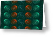 Vortices Greeting Card