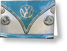 VW Greeting Card