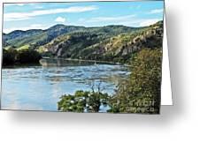 Wachau Valley Greeting Card