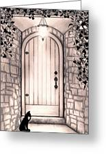 Waiting For You Greeting Card by Melodye Whitaker