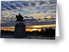 Wake Up St. Louis Greeting Card