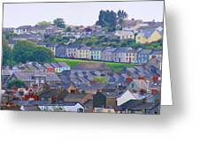Wales Panorama Greeting Card