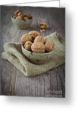 Walnut Greeting Card