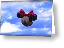 Walt Disney Smile Greeting Card