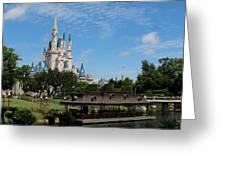 Walt Disney World Orlando Greeting Card