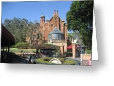 Walt Disney World Resort - Magic Kingdom - 1212141 Greeting Card by DC Photographer