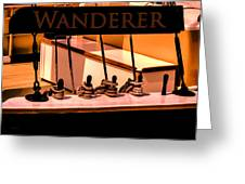 Wanderer Greeting Card