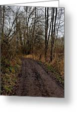 Wapato State Access Area Greeting Card by Sara Edens