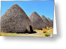 Ward Charcoal Ovens Greeting Card