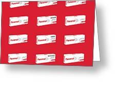 Warhol_pandemic Tnm Greeting Card