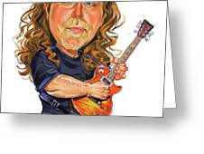 Warren Haynes Greeting Card