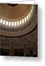 Washington Dc - Us Capitol - 011311 Greeting Card