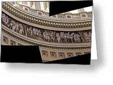 Washington Dc - Us Capitol - 011316 Greeting Card by DC Photographer