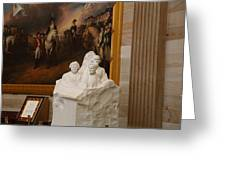 Washington Dc - Us Capitol - 011324 Greeting Card by DC Photographer