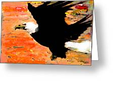 Washington Eagle Greeting Card