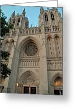Washington National Cathedral Greeting Card