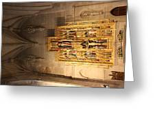 Washington National Cathedral - Washington Dc - 0113100 Greeting Card