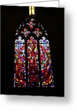 Washington National Cathedral - Washington Dc - 011311 Greeting Card