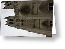 Washington National Cathedral - Washington Dc - 011354 Greeting Card by DC Photographer