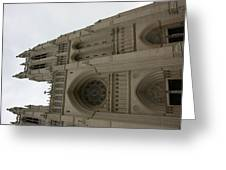 Washington National Cathedral - Washington Dc - 011355 Greeting Card by DC Photographer
