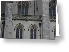 Washington National Cathedral - Washington Dc - 011358 Greeting Card by DC Photographer