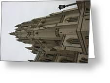 Washington National Cathedral - Washington Dc - 011367 Greeting Card