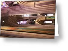 Washington National Cathedral - Washington Dc - 011382 Greeting Card