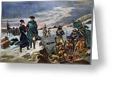 Washington: Valley Forge Greeting Card