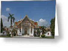 Wat Phrasri Mahathat Ubosot Dthb1462 Greeting Card