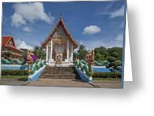 Wat Suwan Khiri Khet Ubosot Dthp265 Greeting Card