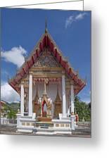 Wat Suwan Khiri Khet Ubosot Dthp269 Greeting Card