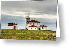 Watch Hill Lighthouse Greeting Card
