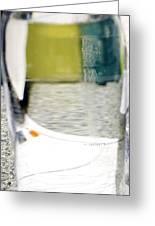 Water Bottle Greeting Card