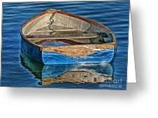 Water-logged Greeting Card