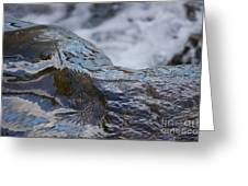 Water Mountain 2 By Jrr Greeting Card