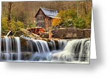 Water Powered Greeting Card