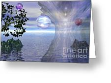 Water Protection Greeting Card