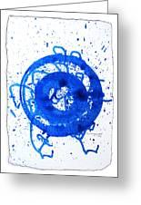 Water Variations 6 Greeting Card