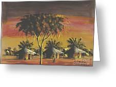 Watercolor 1 Greeting Card