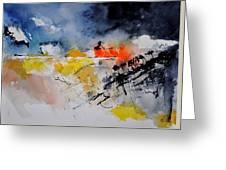 Watercolor 212132 Greeting Card