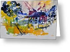 Watercolor 413050 Greeting Card