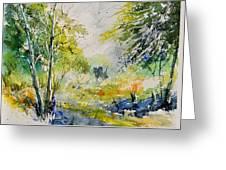 Watercolor 414061 Greeting Card