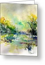 Watercolor 45319041 Greeting Card