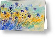 Watercolor 45417052 Greeting Card