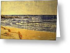 Watercolor Coast 2 Greeting Card