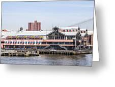 Waterfront 3 Greeting Card