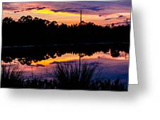 Waterpaints Greeting Card