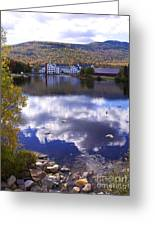 Waterville Valley 1 Greeting Card
