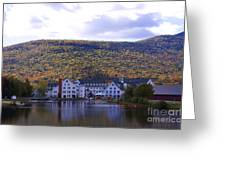 Waterville Valley 2 Greeting Card