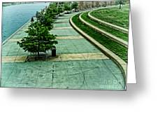 Waterwalk Project Greeting Card